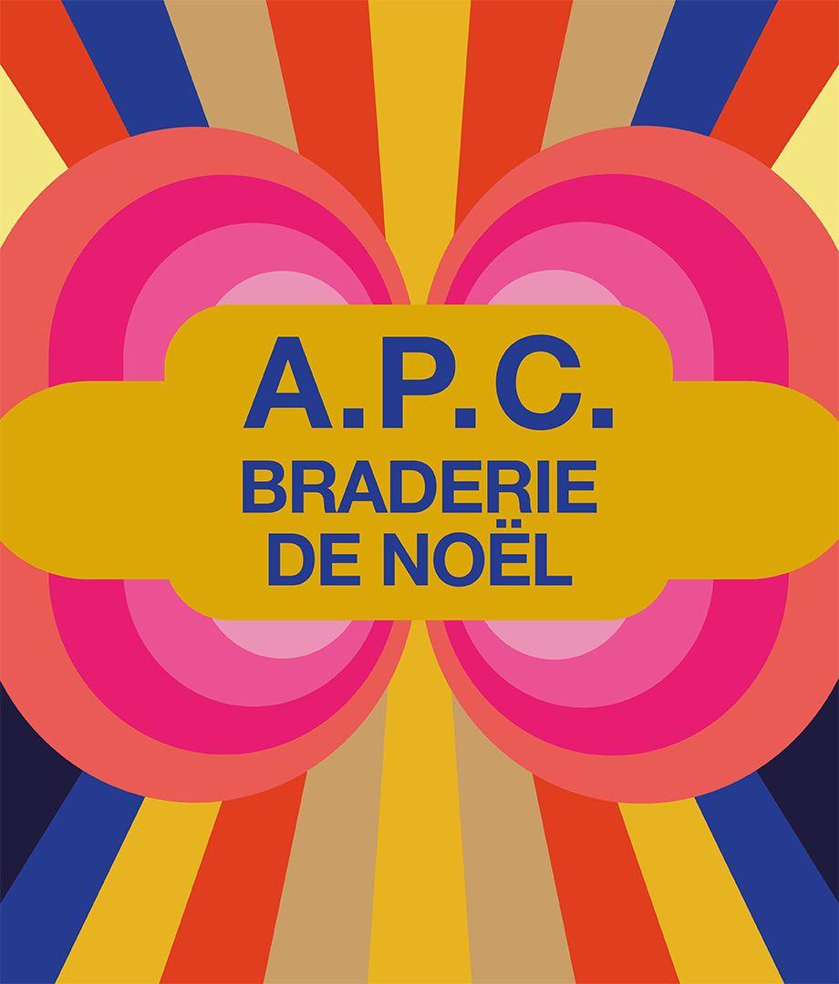 A.P.C. BRADERIE DE NOËL